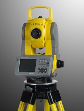 Trimble 3603 DR TCU