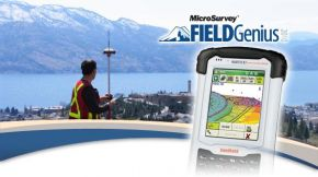 MicroSurvey FieldGenius 2010 RX1250 (для Leica RX1250)